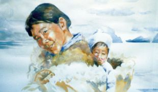 38_inuit_mother_and_child